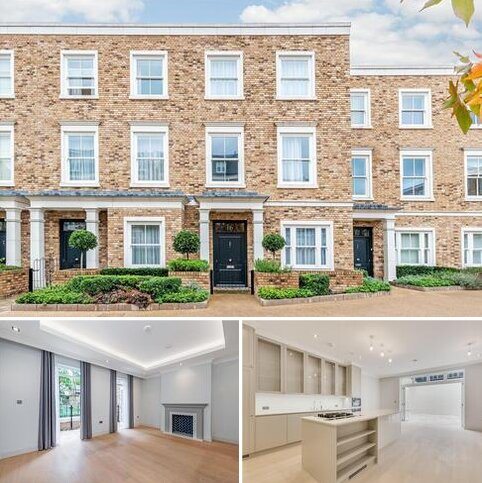 4 bedroom terraced house for sale - Palladian Gardens, Chiswick, London, W4