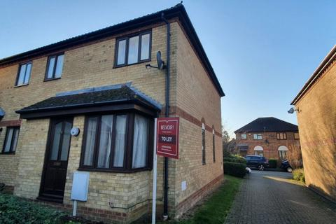 1 bedroom end of terrace house to rent - Groundsel Close, Walnut Tree, Milton Keynes, MK7 7NT