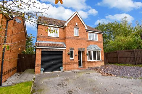 4 bedroom detached house for sale - Broom Close, Woodlaithes, Rotherham, S66