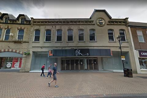 Retail property (high street) to rent - West Gate, Mansfield, Nottinghamshire, NG18
