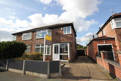 3 bedroom semi-detached house for sale - Durnford Avenue, Urmston