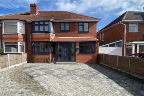 4 bedroom semi-detached house to rent - George Fredrick Road, Sutton Coldfield