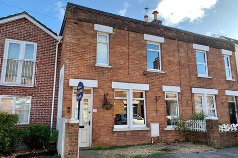 3 bedroom terraced house for sale - Crescent Road, Wimborne, Bh21 1BJ
