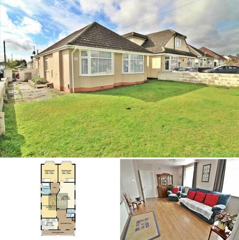 3 bedroom detached bungalow for sale - POOLE - LARGE BUNGALOW - POTENTIAL TO EXTEND UP  (stpp)   NO FORWARD CHAIN