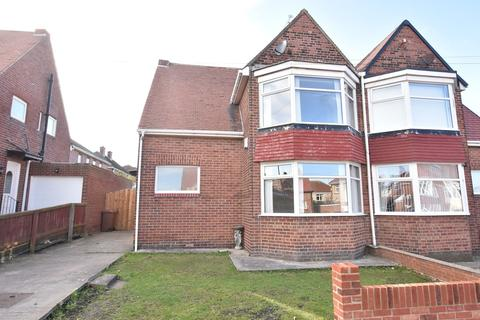 3 bedroom semi-detached house for sale - Kingarth Avenue, Seaburn