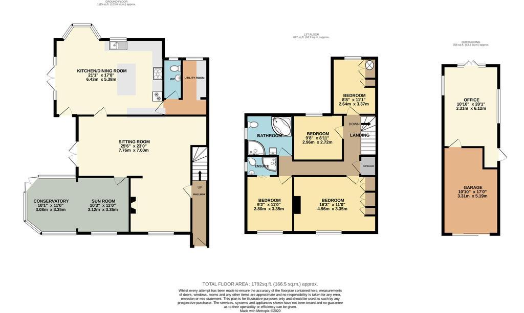 Floorplan: 10 Rixon Gate SN66 QW High
