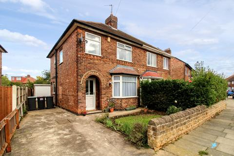 3 bedroom semi-detached house for sale - West Crescent, Beeston Rylands