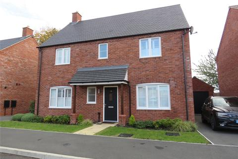 4 bedroom detached house to rent - Sid Courtney Road, Tiddington, STRATFORD-UPON-AVON, Warwickshire, CV37