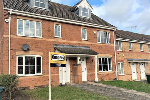 3 bedroom end of terrace house to rent - Rodyard Way,