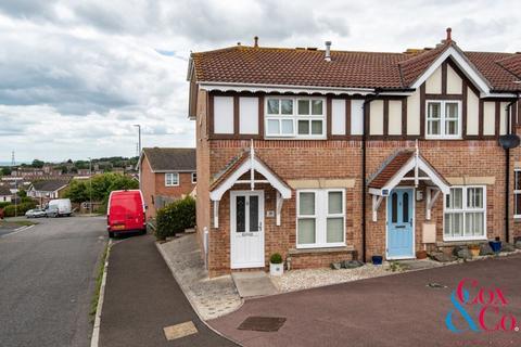 2 bedroom end of terrace house for sale - Henge Way, Portslade