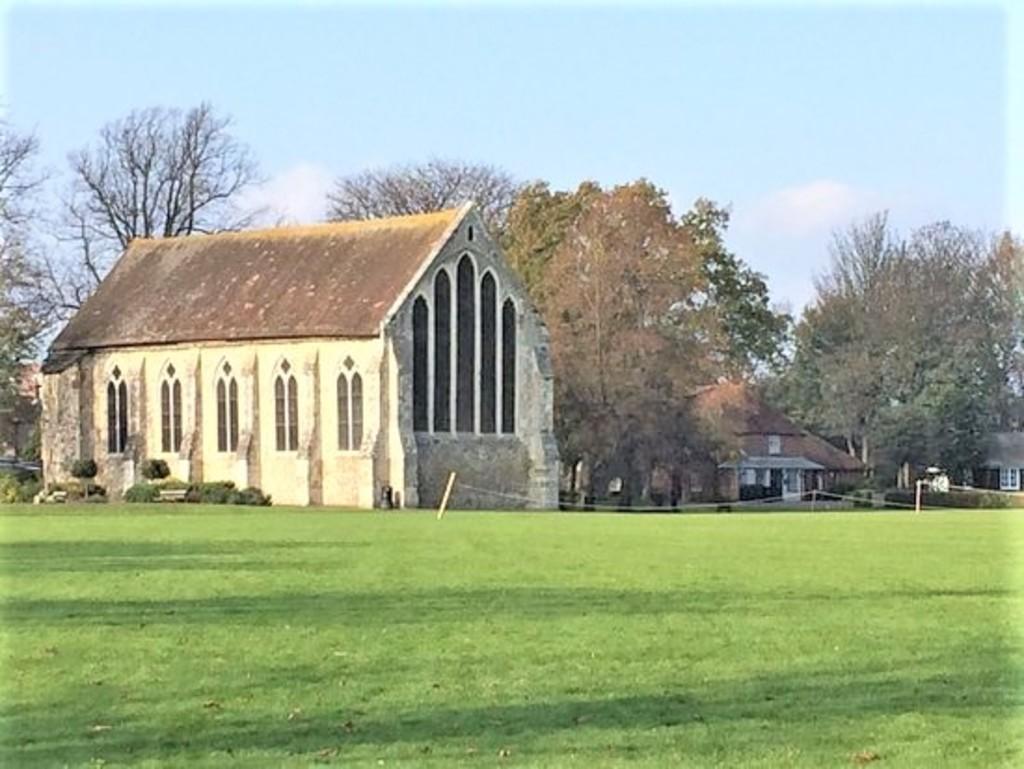 Close by Priory Park