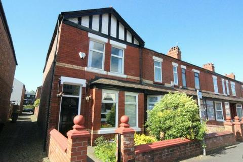 3 bedroom end of terrace house - Manor Road, Sale