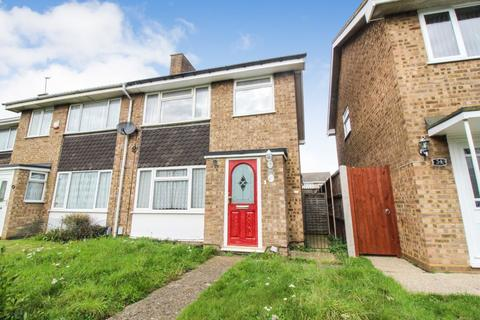3 bedroom end of terrace house for sale - Lilac Walk, Kempston