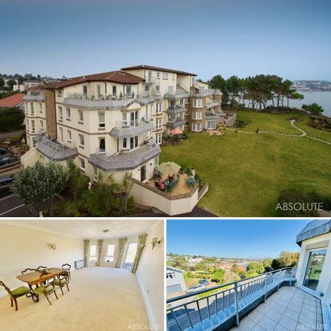 2 bedroom apartment for sale - Cliff Road, Torquay