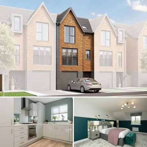 3 bedroom semi-detached house for sale - Plot 60, The Portland at Waters Edge, Edge Lane, Droylsden, Greater Manchester M43