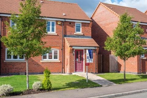 3 bedroom semi-detached house for sale - Aitken Way, Loughborough