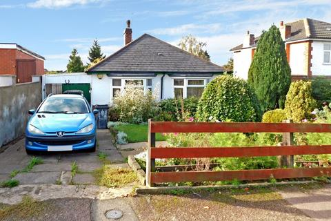 2 bedroom detached bungalow for sale - Greenland Drive, Leicester