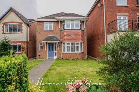 4 bedroom detached house for sale - Verallo Drive, Lansdowne Gardens, Cardiff
