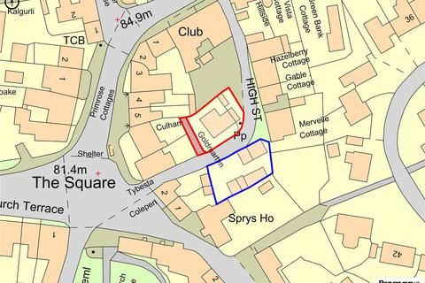 3 bedroom cottage for sale - The Square, Probus