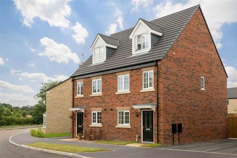 3 bedroom townhouse for sale - The Alton G - Plot 89 at Hunloke Grove, Derby Road, Wingerworth S42