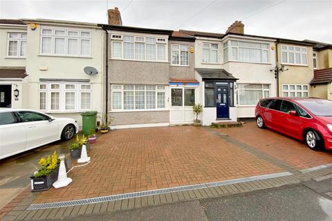 3 bedroom terraced house for sale - Chestnut Avenue, Hornchurch