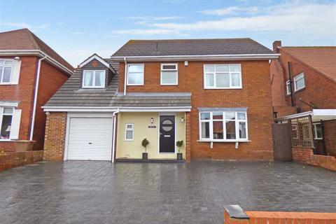 4 bedroom detached house for sale - Millview Drive, Tynemouth
