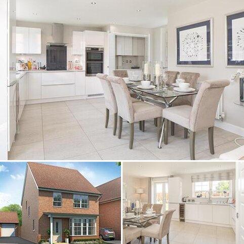 4 bedroom detached house for sale - Plot 195, Chesham at Barratt @ The Nurseries, Market Road, Thrapston, KETTERING NN14