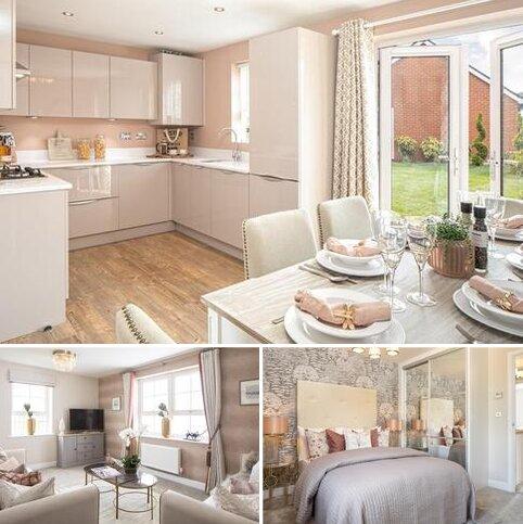 3 bedroom detached house for sale - Plot 277, Moresby at Quarter Jack Park, Leigh Road, Wimborne, WIMBORNE BH21