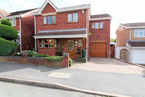 4 bedroom detached house for sale - Milestone Way, Willenhall