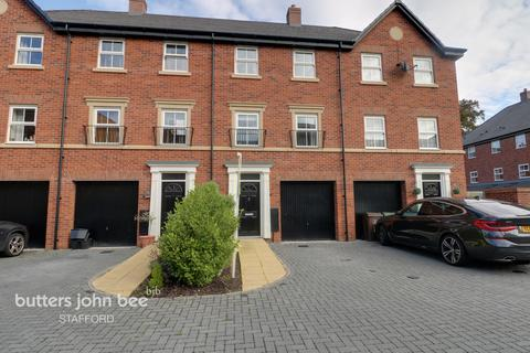 3 bedroom townhouse for sale - St Georges Parkway, Stafford