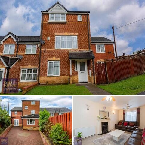 5 bedroom semi-detached house for sale - Knightswood Road, Cheetham Hill, Manchester, M8