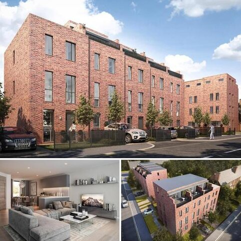 4 bedroom end of terrace house for sale - City Mews, St. Stephen Street, M3