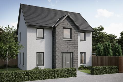 3 bedroom semi-detached house for sale - Plot 16, The Achmore at Crest of Lochter, Inverurie, Aberdeenshire AB51