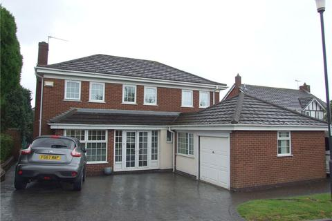 4 bedroom detached house for sale - Caversfield Close, Littleover