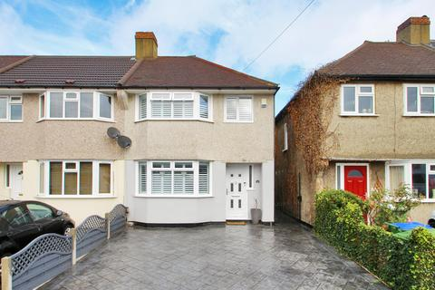 3 bedroom semi-detached house for sale - Ridgeway East, Sidcup, Kent, DA15 8RZ
