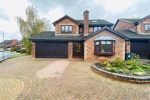 4 bedroom detached house to rent - Shrubbery Close, Sutton Coldfield, B76 1WE