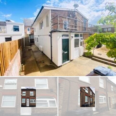 2 bedroom block of apartments for sale - 2 * 2 Bed Flat and 2 Studio   - High Yield Single Yet Freehold Opportunity