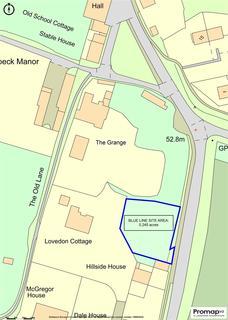 Land for sale - Fulbeck, Grantham, Lincolnshire, NG32