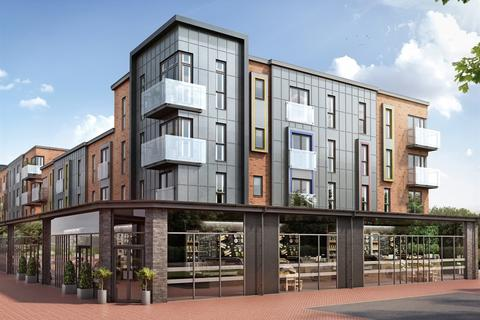 2 bedroom flat for sale - Plot 722, 2 Bed apartment at Haven Point, Ffordd Y Mileniwm CF62