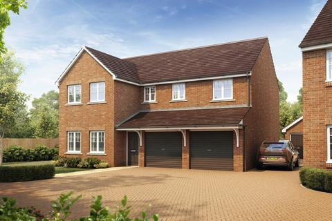 5 bedroom detached house for sale - Plot 107, The Fenchurch at Peterston Park, Bridgend Road, Llanharan CF72