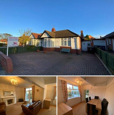 2 bedroom bungalow to rent - Chatsworth Gardens, Monkseaton, Whitley Bay