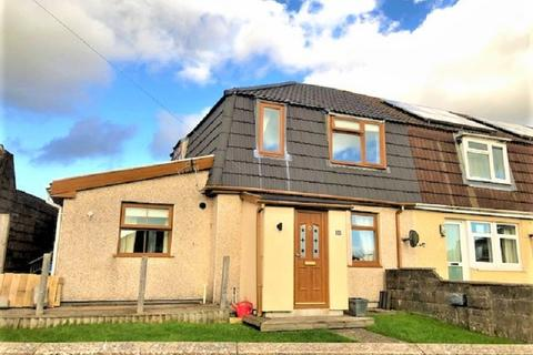 4 bedroom end of terrace house for sale - Bron-y-waun, Maesteg, Bridgend. CF34 0HX