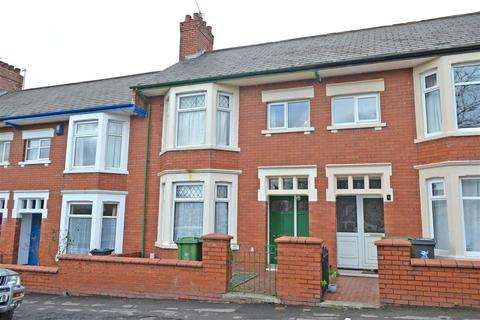 4 bedroom terraced house to rent - RHIGOS GARDENS, CATHAYS, CARDIFF