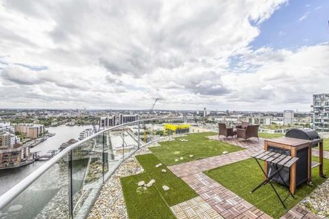 2 bedroom apartment to rent - Penthouse in Ability Place,  Millharbour, London