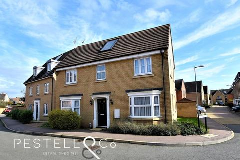 4 bedroom detached house for sale - Cawbeck Road, Little Canfield