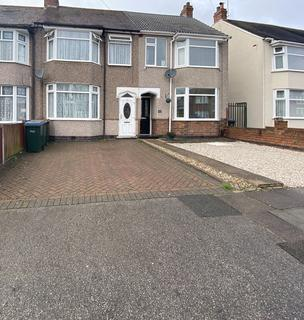 3 bedroom terraced house for sale - Birchfield Road, Coventry, CV6 2BB