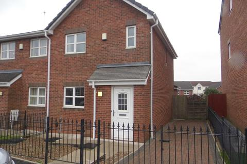 3 bedroom semi-detached house for sale - Rushberry Avenue, New Moston, M40