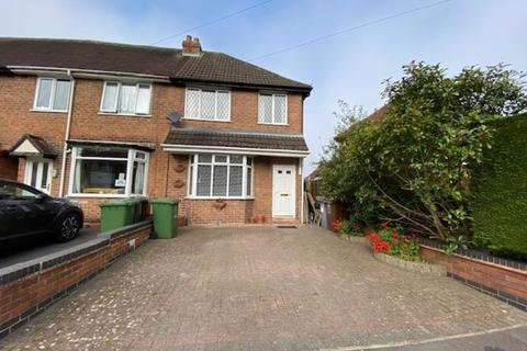 3 bedroom end of terrace house to rent - Clinton Road, Shirley