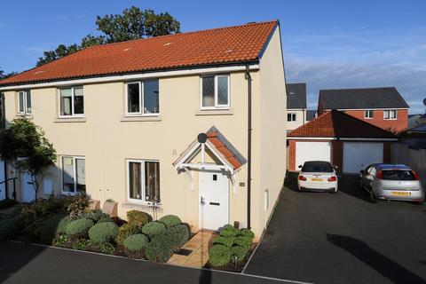 3 bedroom semi-detached house - Shareford Way, Cranbrook