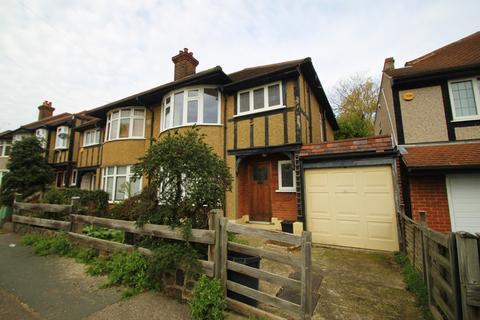 3 bedroom semi-detached house for sale - Grosvenor Gardens, Woodford Green